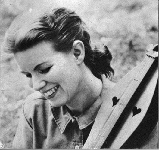 Image result for jean ritchie folk singer